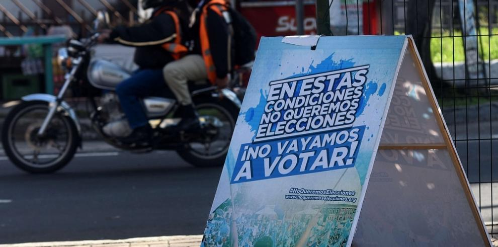 Nuevo presidente de Guatemala convoca a acudir masivamente a votar