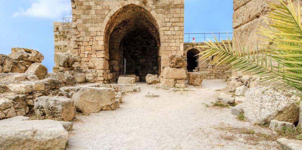 Sarcófagos romanos descubiertos en Líbano