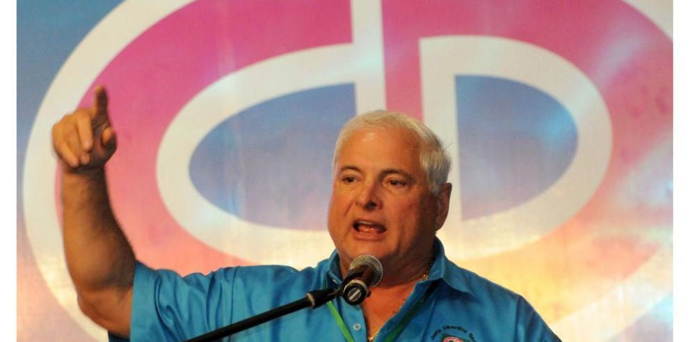 Elecciones internas rompen a un CD sin Ricardo Martinelli