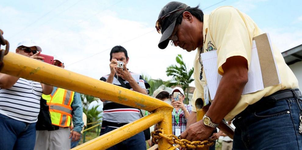 El oro ya no brilla en Petaquilla