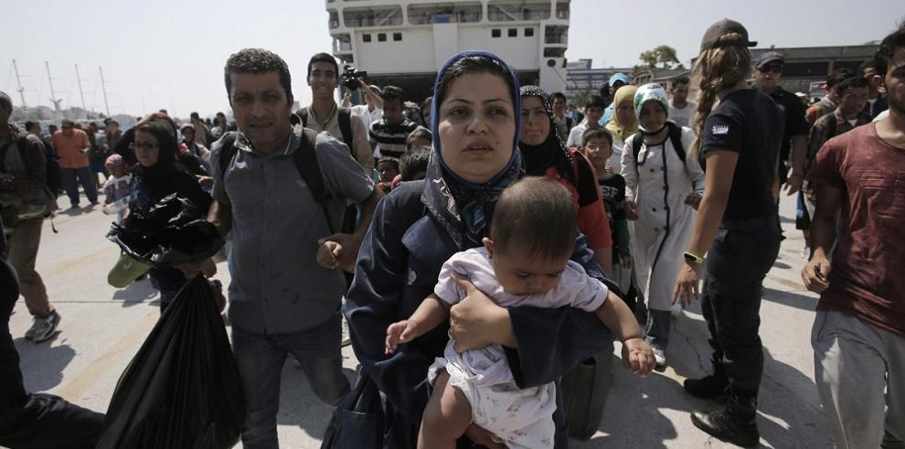 El éxodo de refugiados sirios, sólo comparable al de la II Guerra Mundial