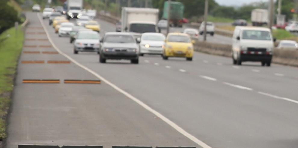 Camiones no podrá circular porla autopista de Arraiján y el Centenario
