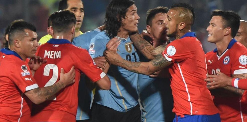Selección de Uruguay con futuro incierto