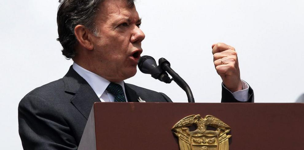 Las FARC critican presencia de uniformados en áreas pobladas
