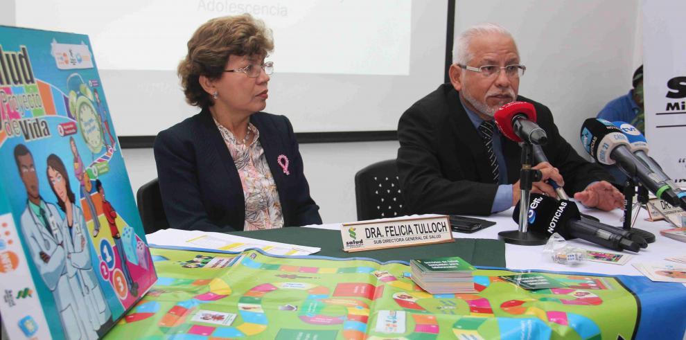Aumento de embarazos adolescentes en Panamá