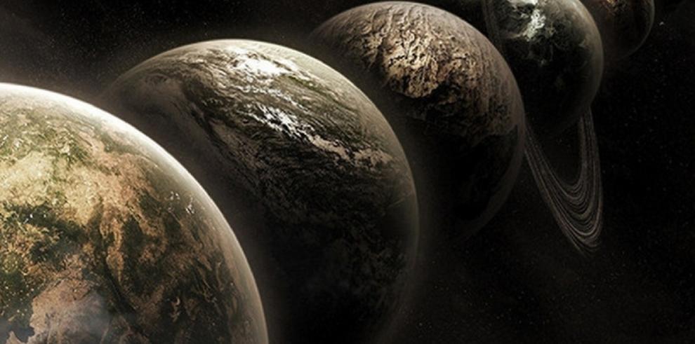 Hoy es el desfile de planetas