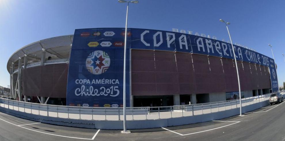 Las superestrellas entran en escena en una Copa América de lujo