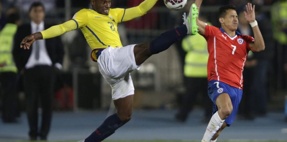 2-0: Chile inaugura la Copa América con triunfo frente a Ecuador