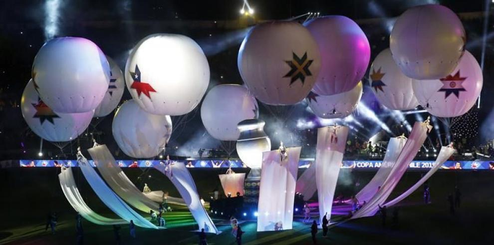 Ceremonia inaugural de Copa América 2015