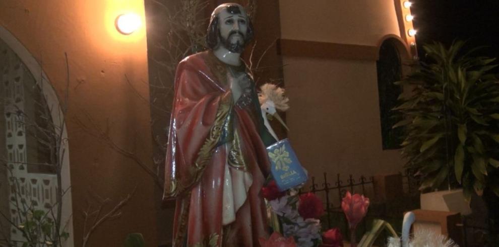 Fiestas de San Pedro en la Colorada de Santiago en Veraguas