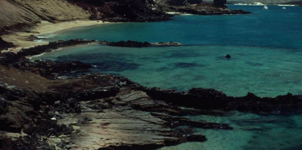 Ecuador pide declarar emergencia en islas Galápagos por buque encallado
