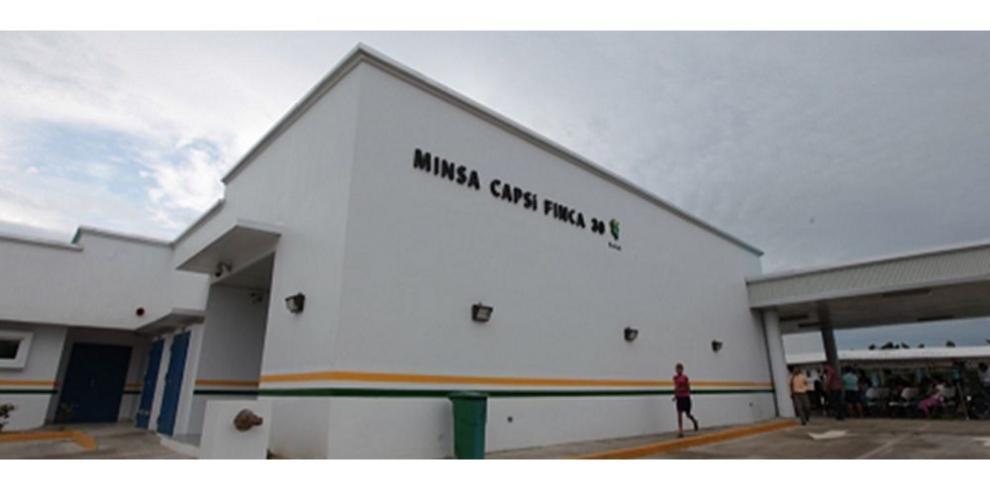 Problemas eléctricos y de agua en los Minsa-Capsis