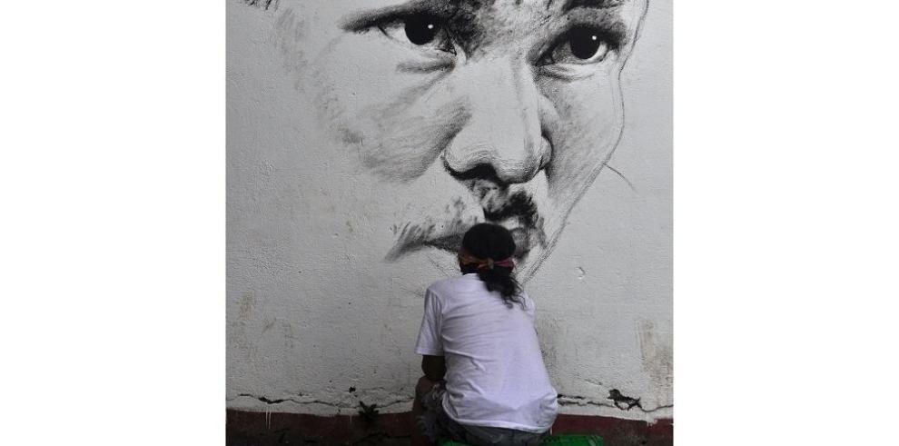 Rommel en los muros de su gente