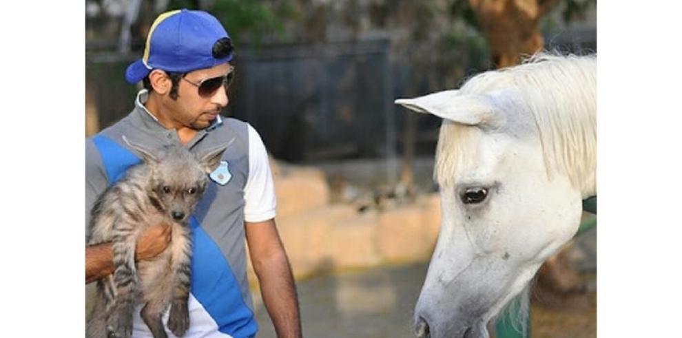 Los lujos de un joven multimillonario en Emiratos Árabes Unidos