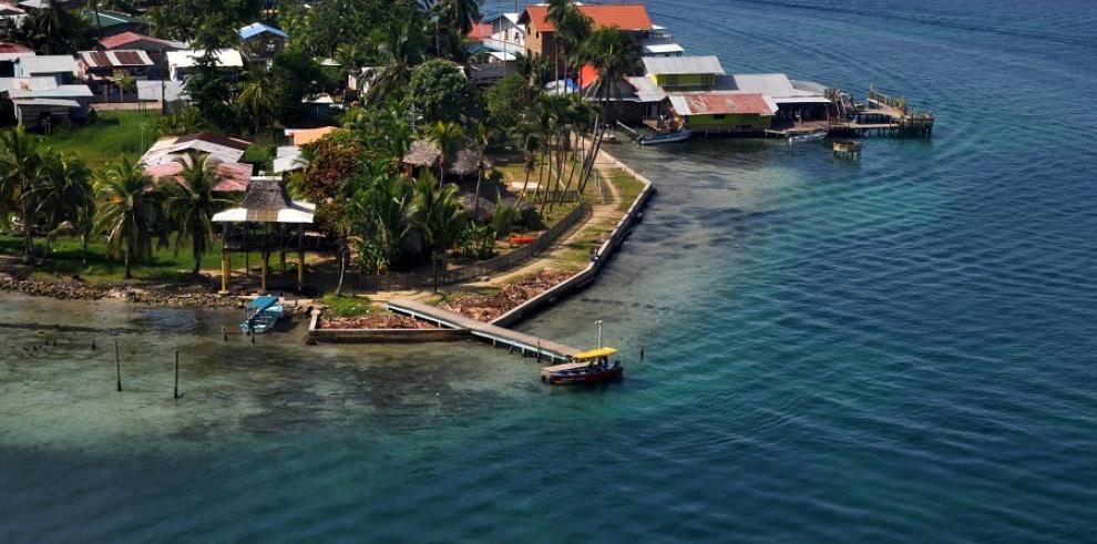 Sinaproc anuncia fuertes oleajes en el Caribe panameño