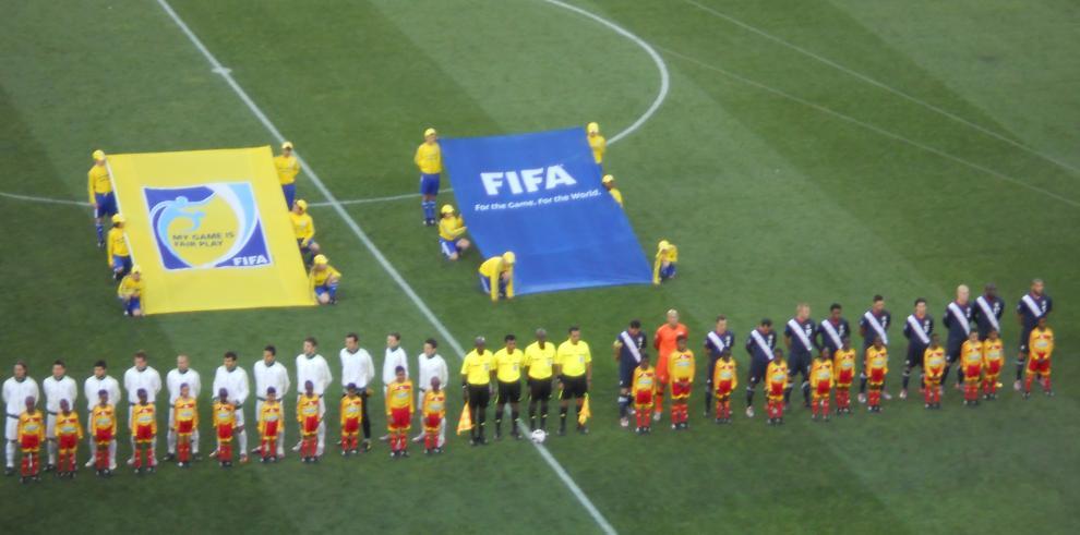 Organizador del Mundial 2010 reconoce pago de 10 millones a FIFA