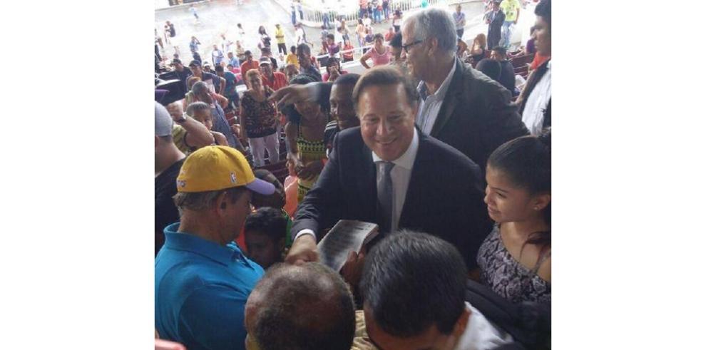 Varela apuesta a caballo vencedor en Clásico Presidente