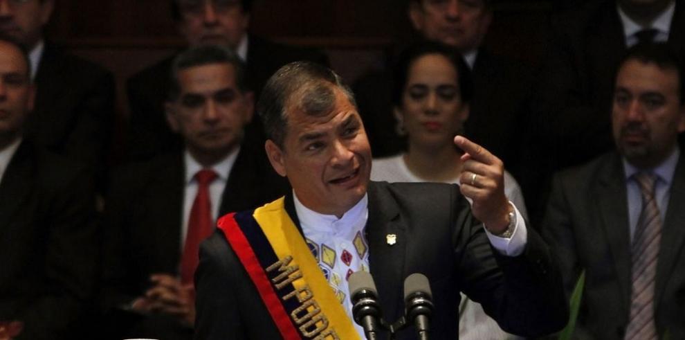 Correa viajará a la cumbre CELAC-UE