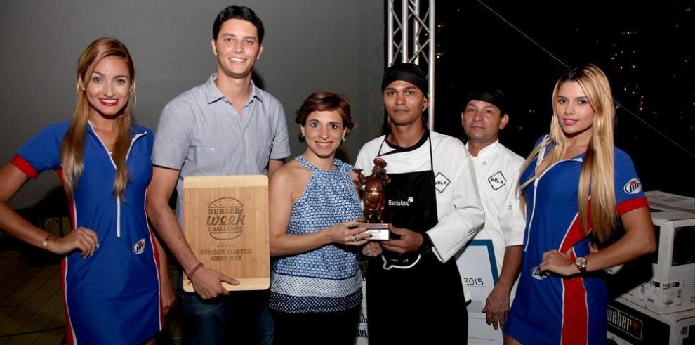 Gula, ganador indiscutible del Burger Challenge 2015