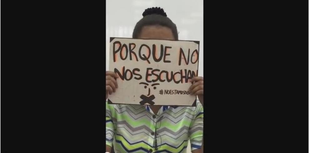 Estudiantes de Derecho apoyan a Miguel A. Bernal con emotivo video