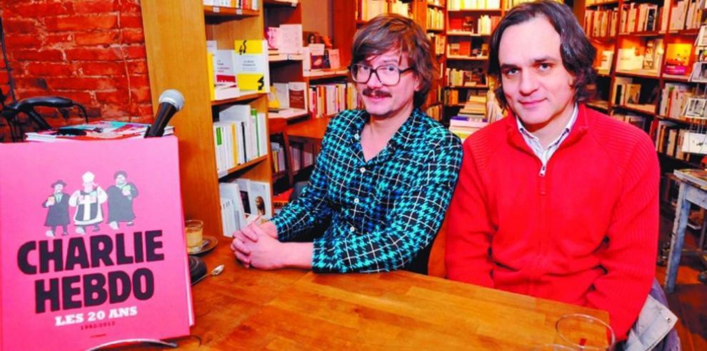 Dibujante 'Riss' dirigirá 'Charlie Hebdo'