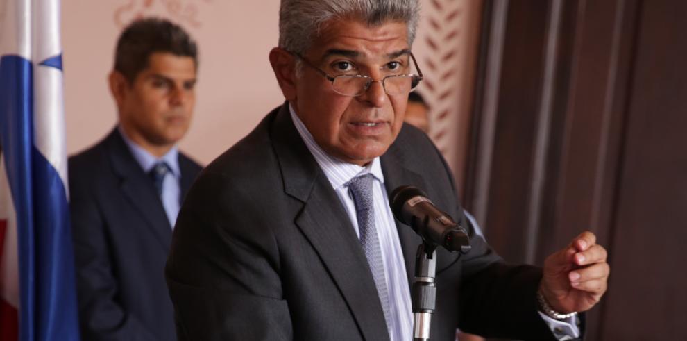 Mulino: Varela negoció y trajo a Panamá los contratos con Finmeccanica