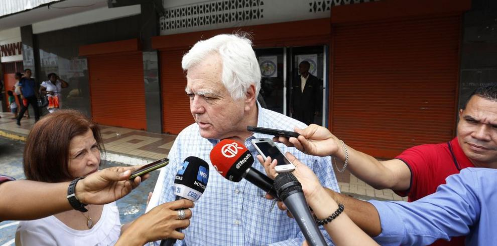 Mario Martinelli renuncia al fuero penal electoral