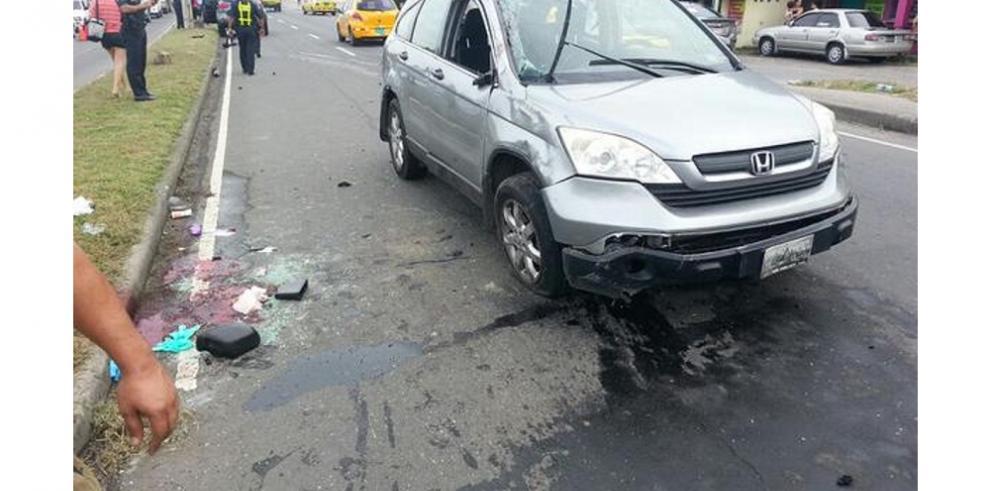 Operan al periodista René Rizcalla tras sufrir accidente en Chame