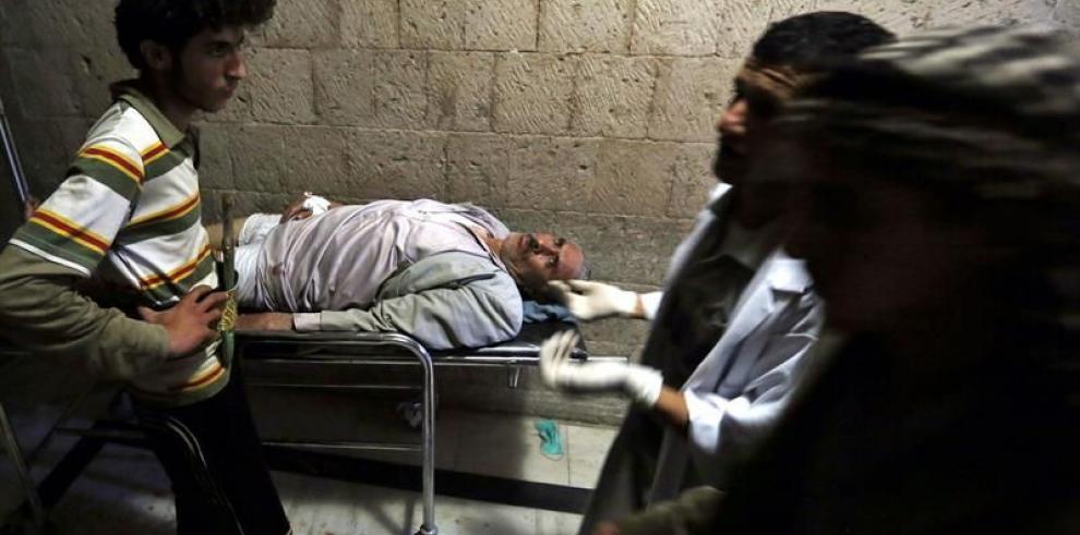 28 muertos en un doble atentado contra una mezquita chií en Saná