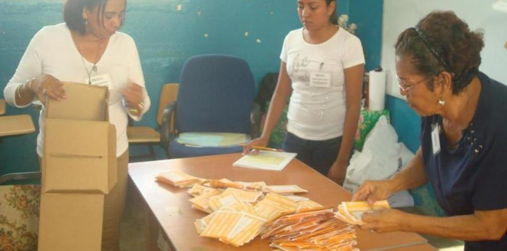 TE listo para la elección para representante de Pedregal en Chiriquí