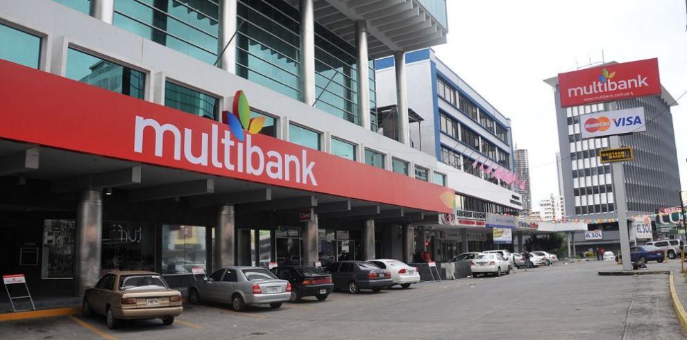 Multibank reporta $25.6 millones en utilidad neta