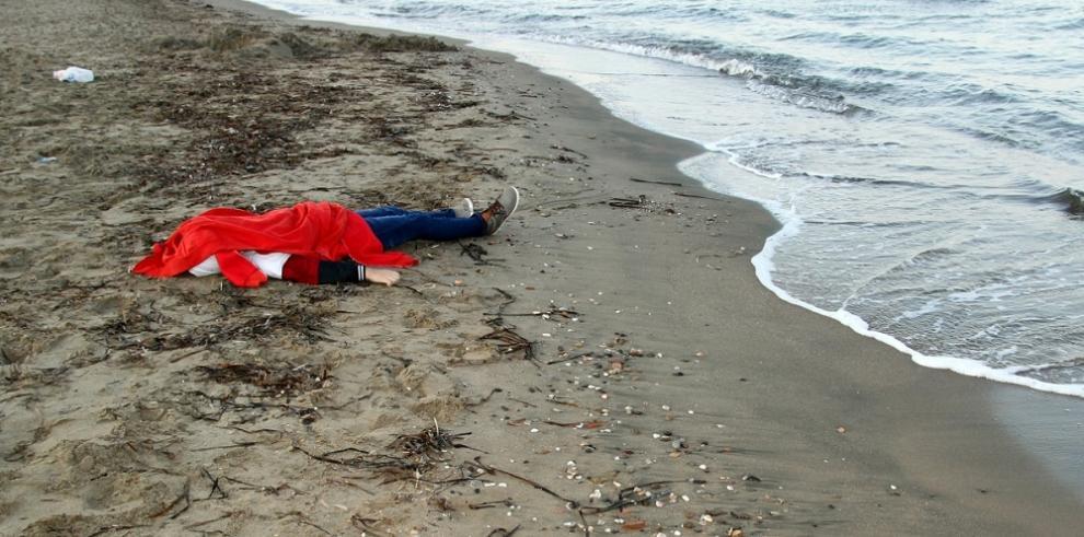 El drama de los refugiados cobra la vida de tres niños sirios