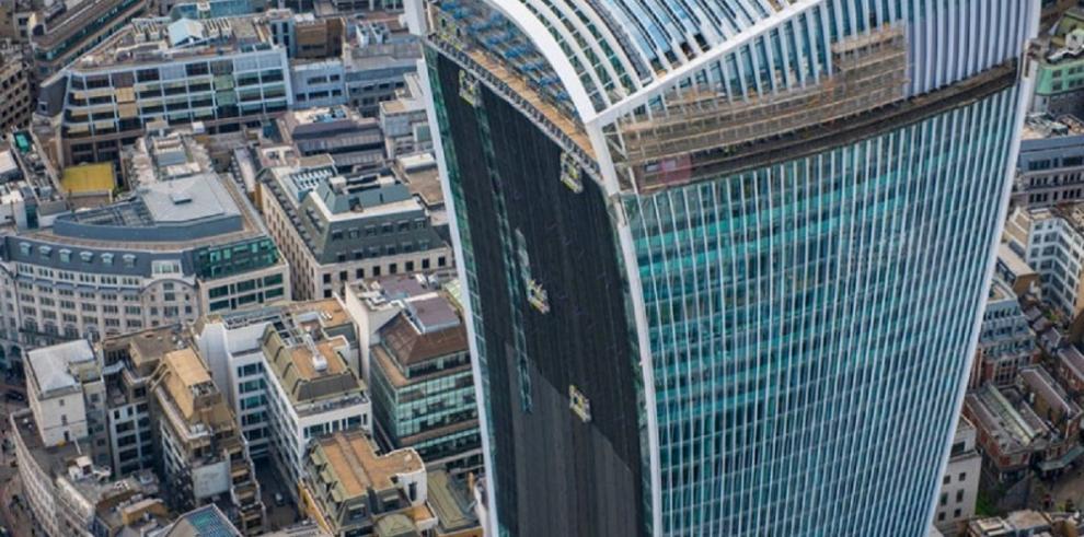 Rascacielos de Londres gana premio al edificio más feo del Reino Unido