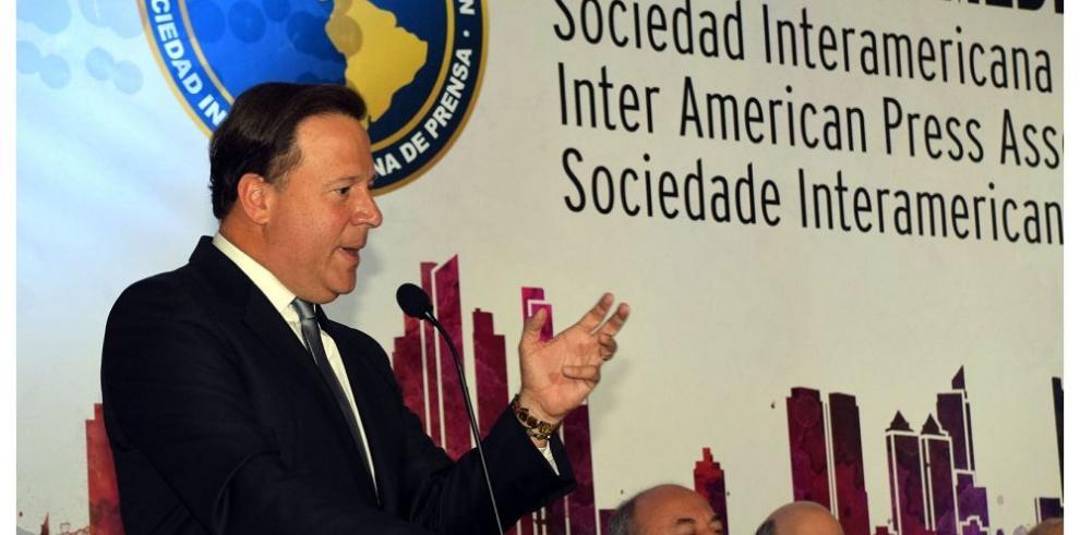 Seguridad en redes sociales: la ponencia del Presidente en Cartagena