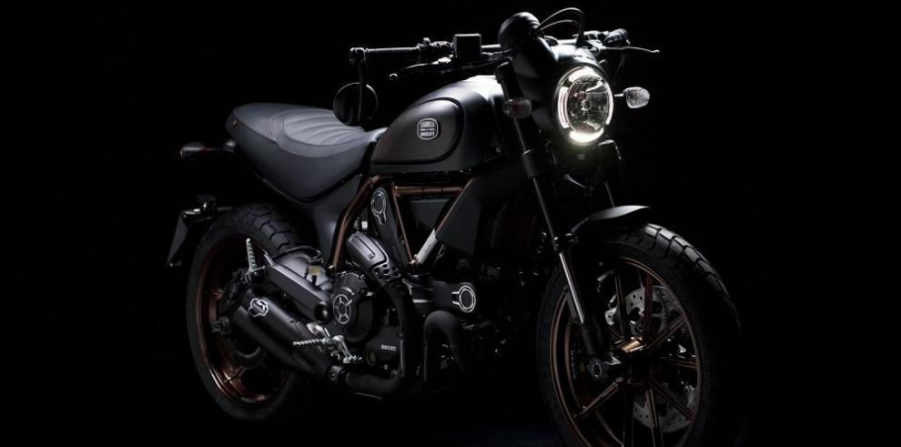 Italia Independente, la nueva motocicleta Ducati de edición limitada