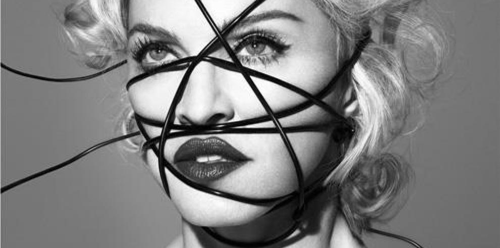 Madonna se defiende tras publicar fotos de Mandela y Luther King