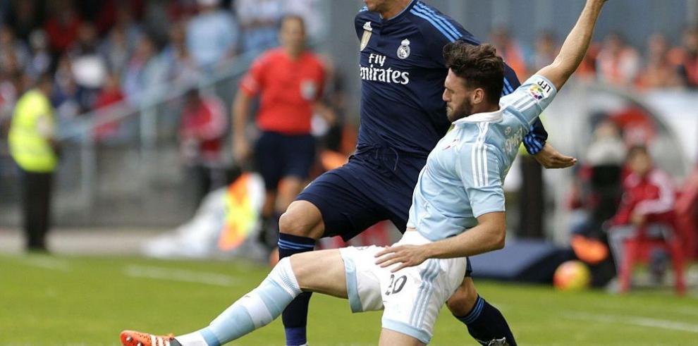 Real Madrid acaba con Celta y es líder
