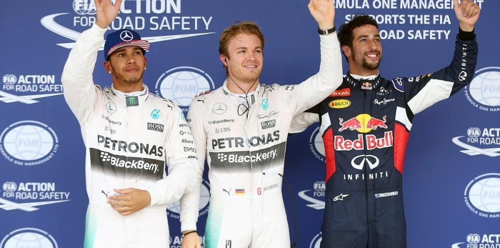 Hamilton, campeón del mundo de Fórmula Uno tras ganar en Austin