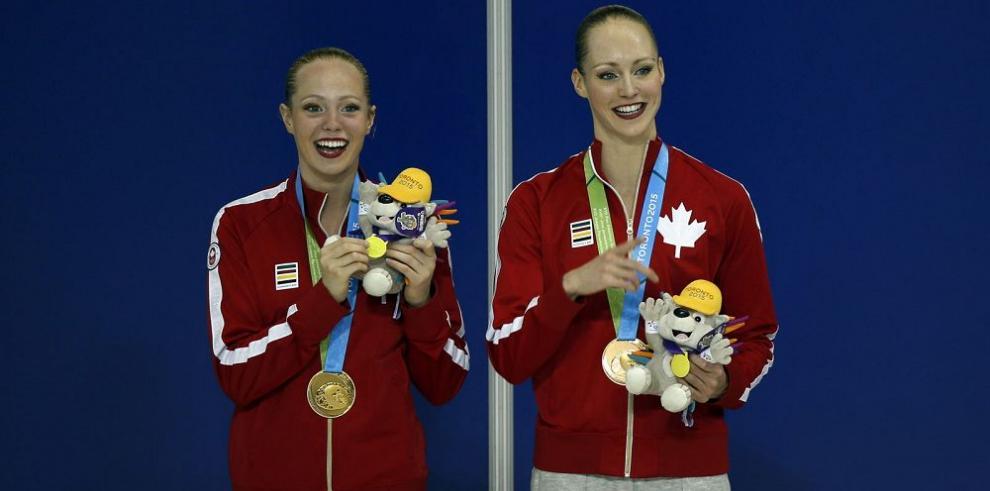 Canadá estrena medallero en Toronto con oro, en canotaje