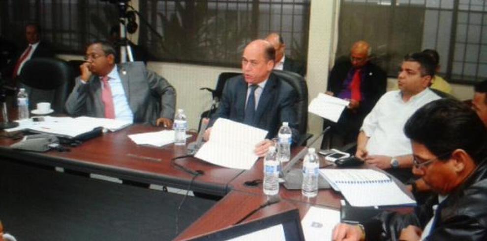 Ministro Aguilera viajará a Chiriquí para tratar temas de seguridad