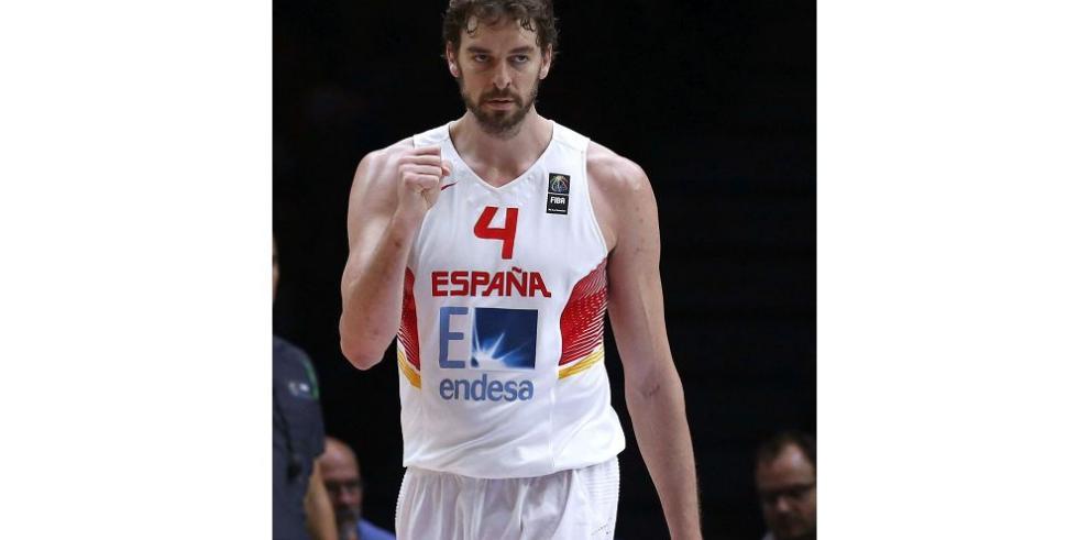 España, tricampeones del baloncesto europeo
