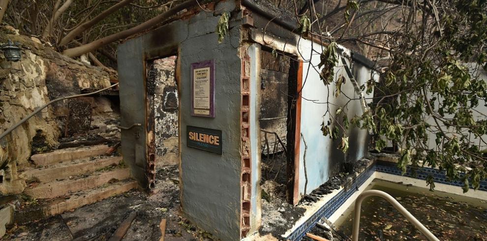 Megaincendios en California dejan más de 1.500 casas destruidas