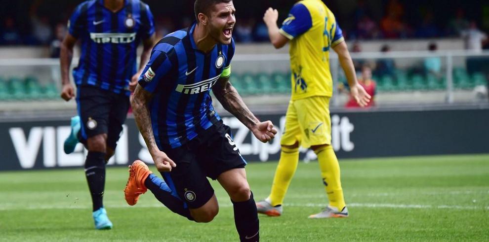 Inter se mantiene firme en la primera posición
