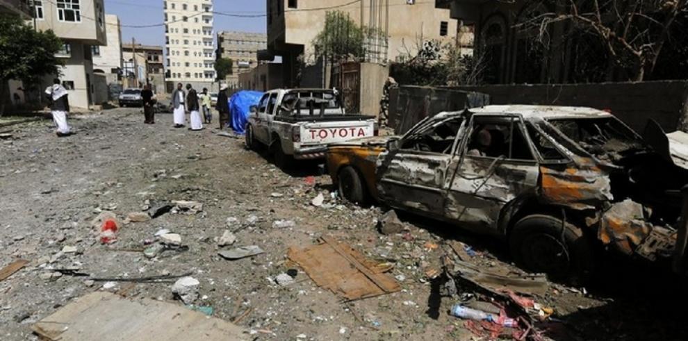 Cinco muertos deja coche bomba cerca de palacio presidencial en Somalia