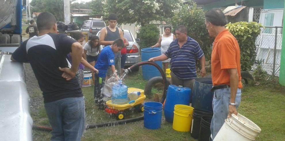 Se restablece el suministro de agua potable en Panamá Oeste