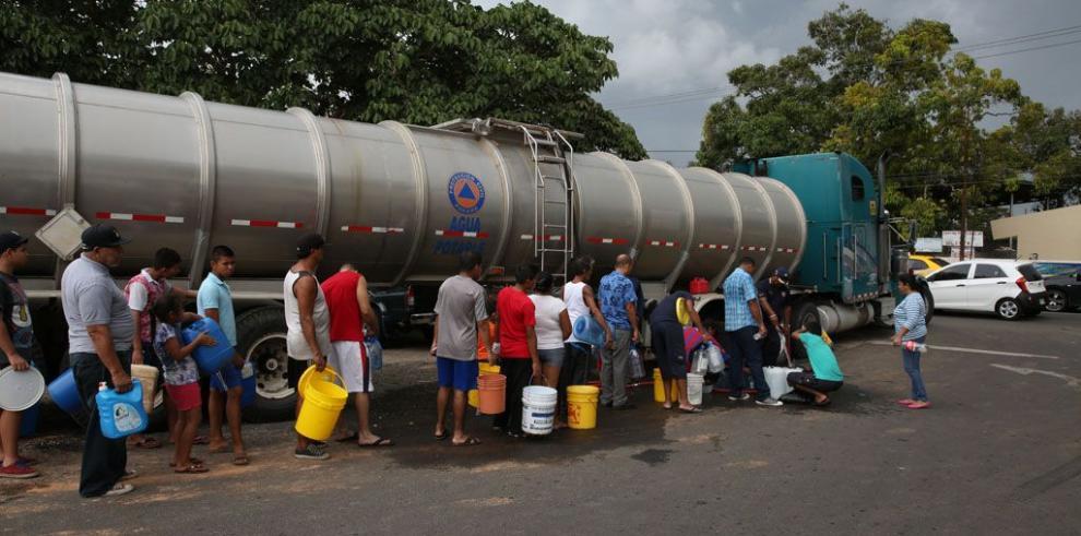 Gobierno declara emergencia por crisis del agua en La Chorrera