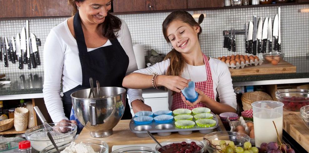 Cocinar mejora el rendimiento escolar
