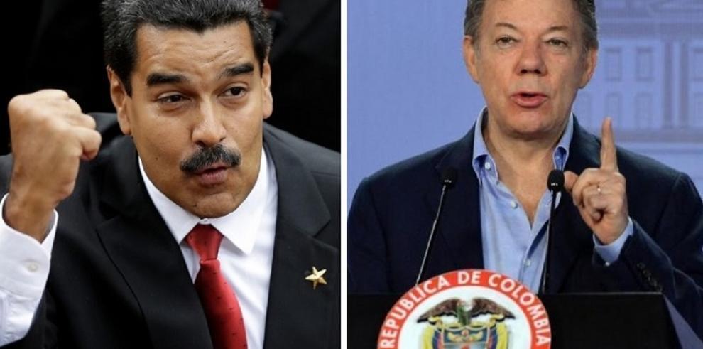 Juan Manuel Santos y Nicolás Maduro se reunirán el lunes en Quito