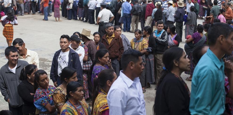 Denuncian deficiencias en control electoral del TSE en Guatemala