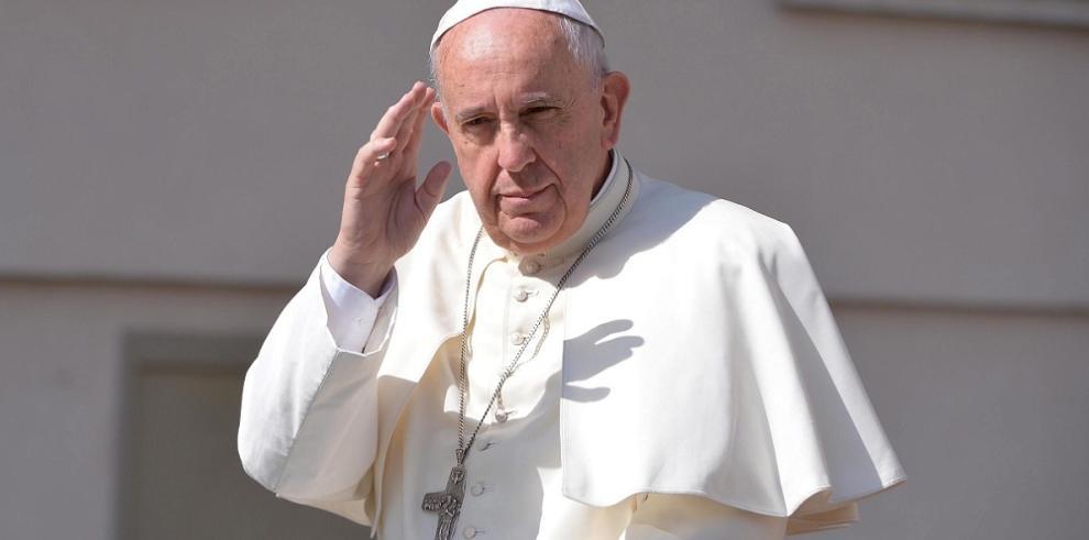 El papa llama a venezolanos y colombianos a superar crisis fronteriza